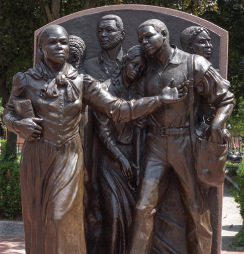 Harriet Tubman Sculpture and Park | link to Special Projects